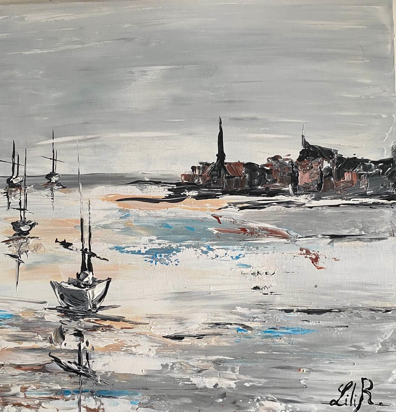 meilleur-peintre-houlgate-sortie-du-port-de-dives-sur-mer-severine-richer-collection-liliR..jpg
