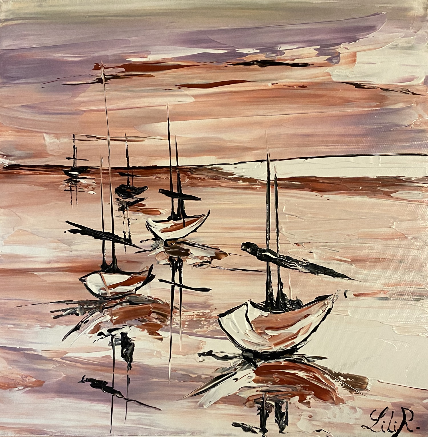 meilleur-peintre-tableau-marine-pleine-mer-de-la-cote-fleuri-severine-richer-collection-liliR-normandie.jpg