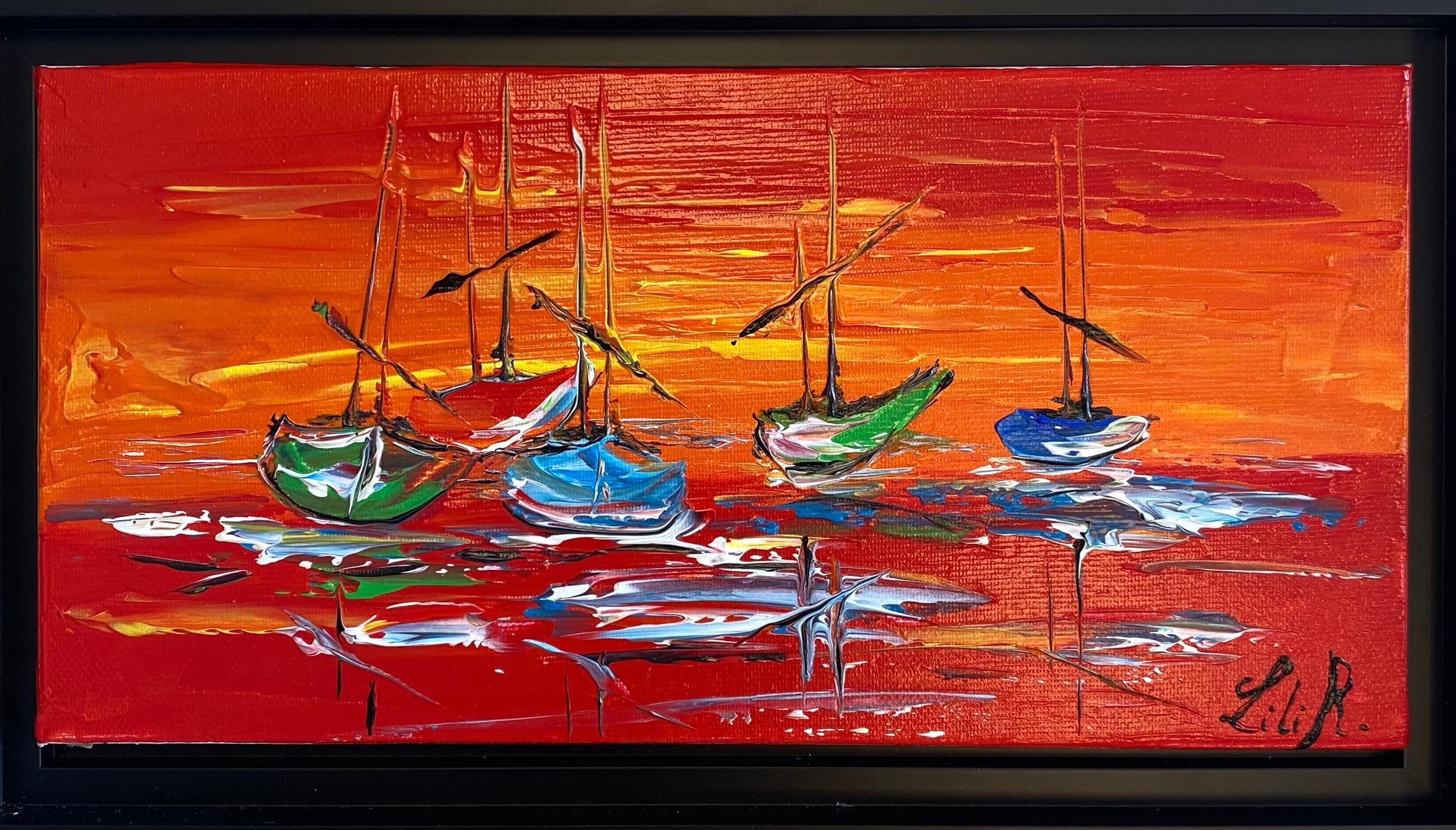 tableau-abstrait-marine-lilir-collection-rouge-severine-richer-galaerie-port-guillaume-peintre-normand-houlgate-dives-sur-mer-cabourg-.jpg